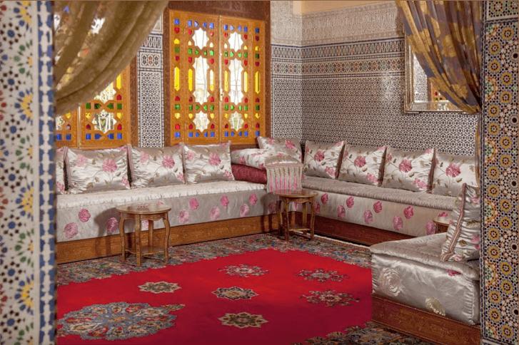 Le Salon Marocain Et Le Mois De Ramadan