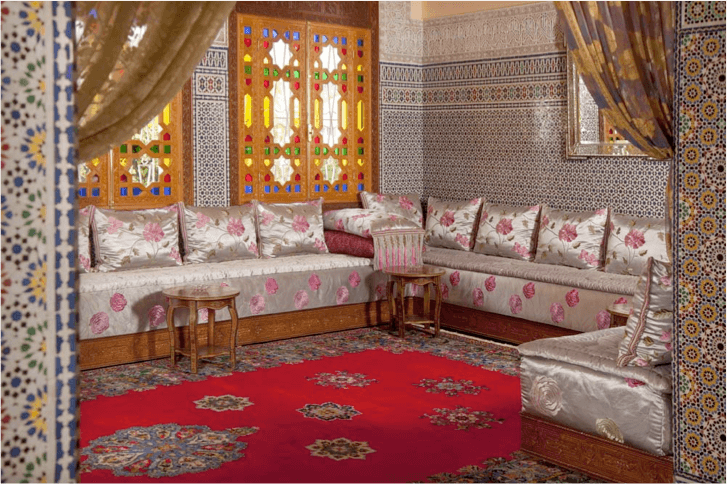 Sdader Marocain : Bonbino confort